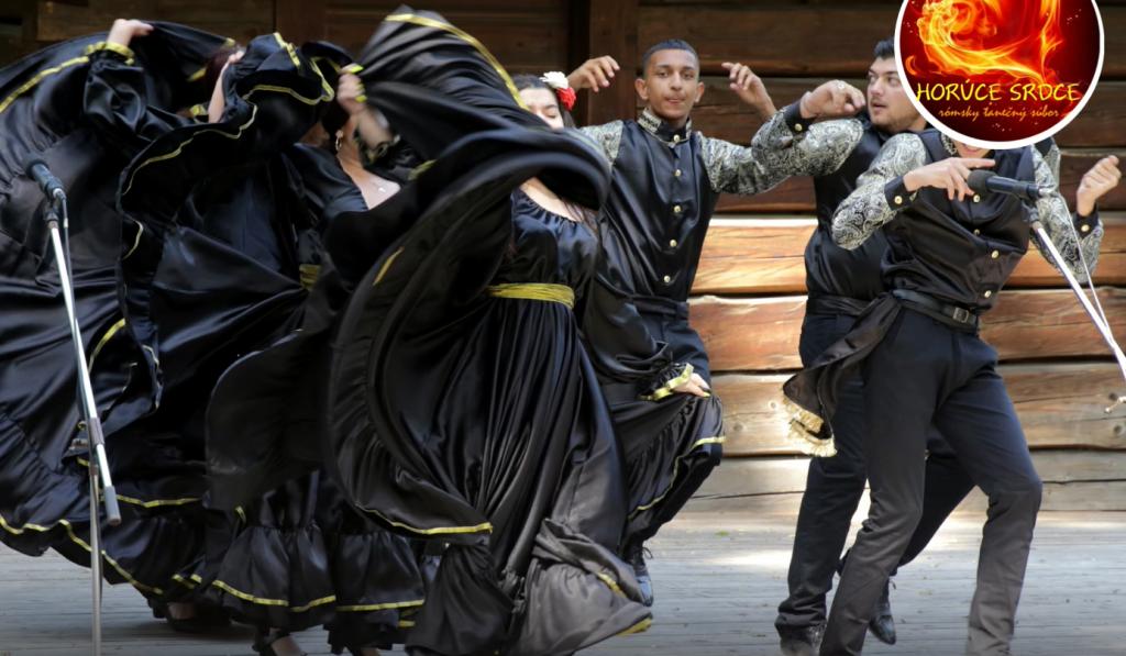 Rómsky tanečný súbor – Jagalo Jilo